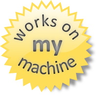 it-works-on-my-machine